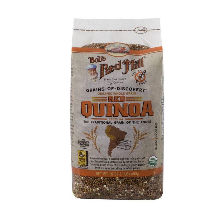 BOB'S RED MILL 453G QUINOA RED QUINOA