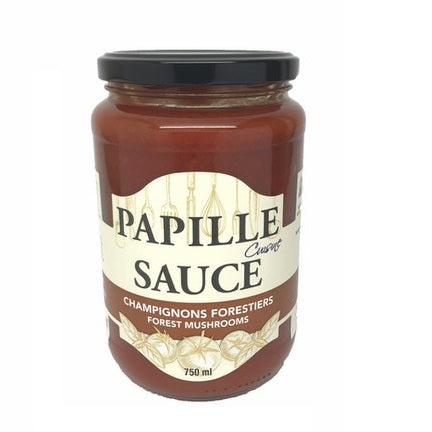 PAPILLE TOMATO SAUCE WITH MUSHROOMS 750ML