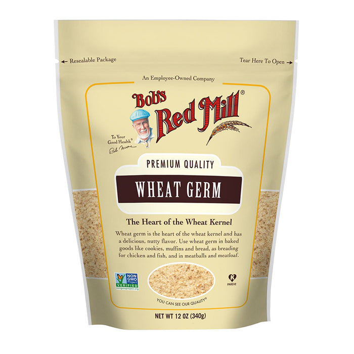 BOB'S RED MILL 340G  WHEAT GERM