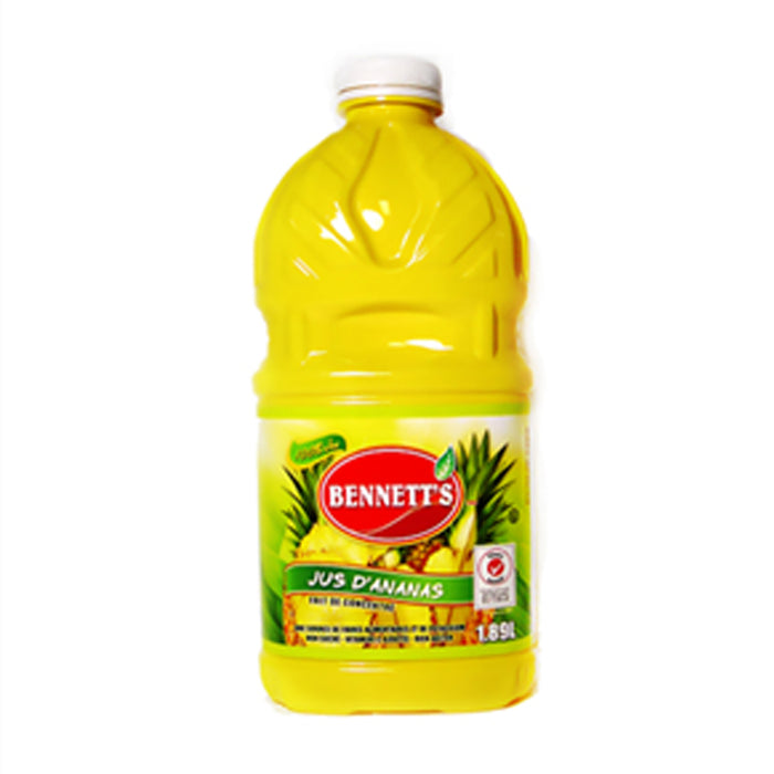 BENNETT'S  PINEAPPLE JUICE 1.89L