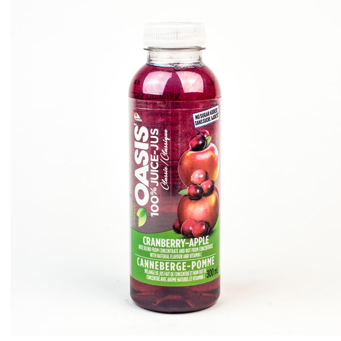 OASIS CRANBERRY APPLE 300ML