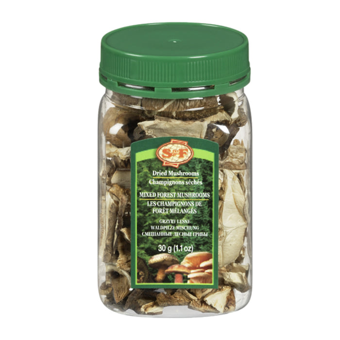 S&F VEGETABLES 30G