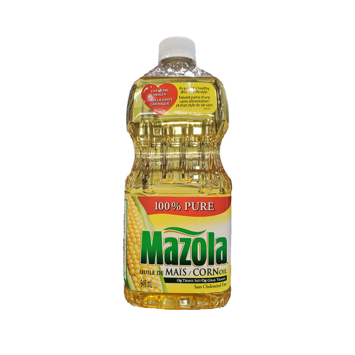 MAZOLA 946ML CORN OIL