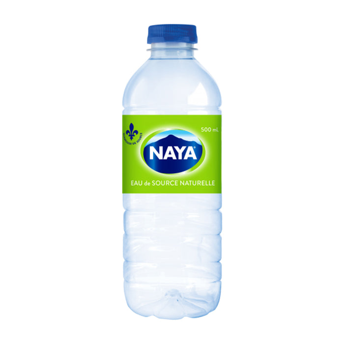 NAYA 500 ML WATER NATURAL SPRING WATER
