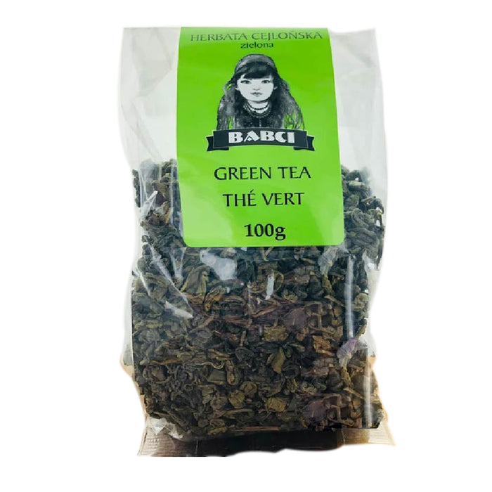 BABCI GREEN TEA 100G