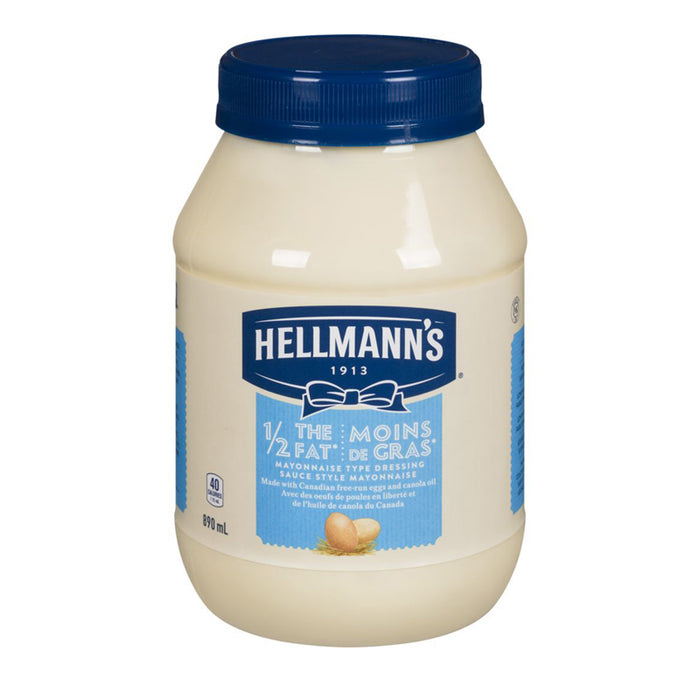 HELLMANN'S LIGHT MAYONNAISE  890ML