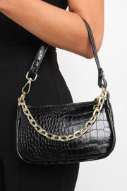 ACCESSORIES ***Ailsly Bag - Black