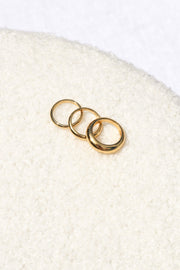 Lihou Ring - Gold Plated