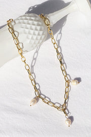 ACCESSORIES Umale Necklace - Gold