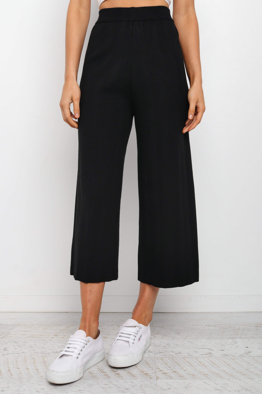 BOTTOMS ***Barstow Pant - Black
