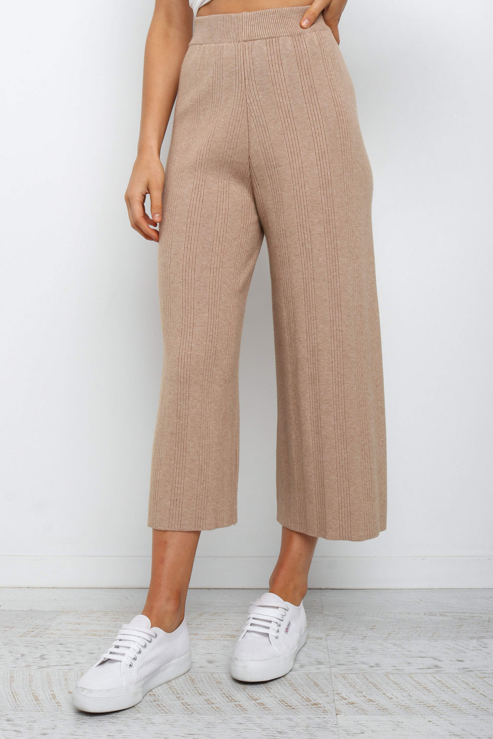 BOTTOMS ***Barstow Pant - Mocha