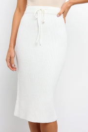 BOTTOMS ***Rochelle Skirt - Cream (WHITE?) EDM