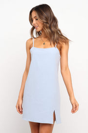 DRESSES ***Aphra Dress - Blue