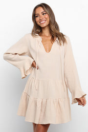 Berna Dress - Beige