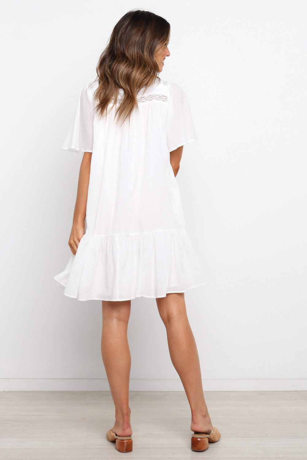 DRESSES ***Corelle Dress - White