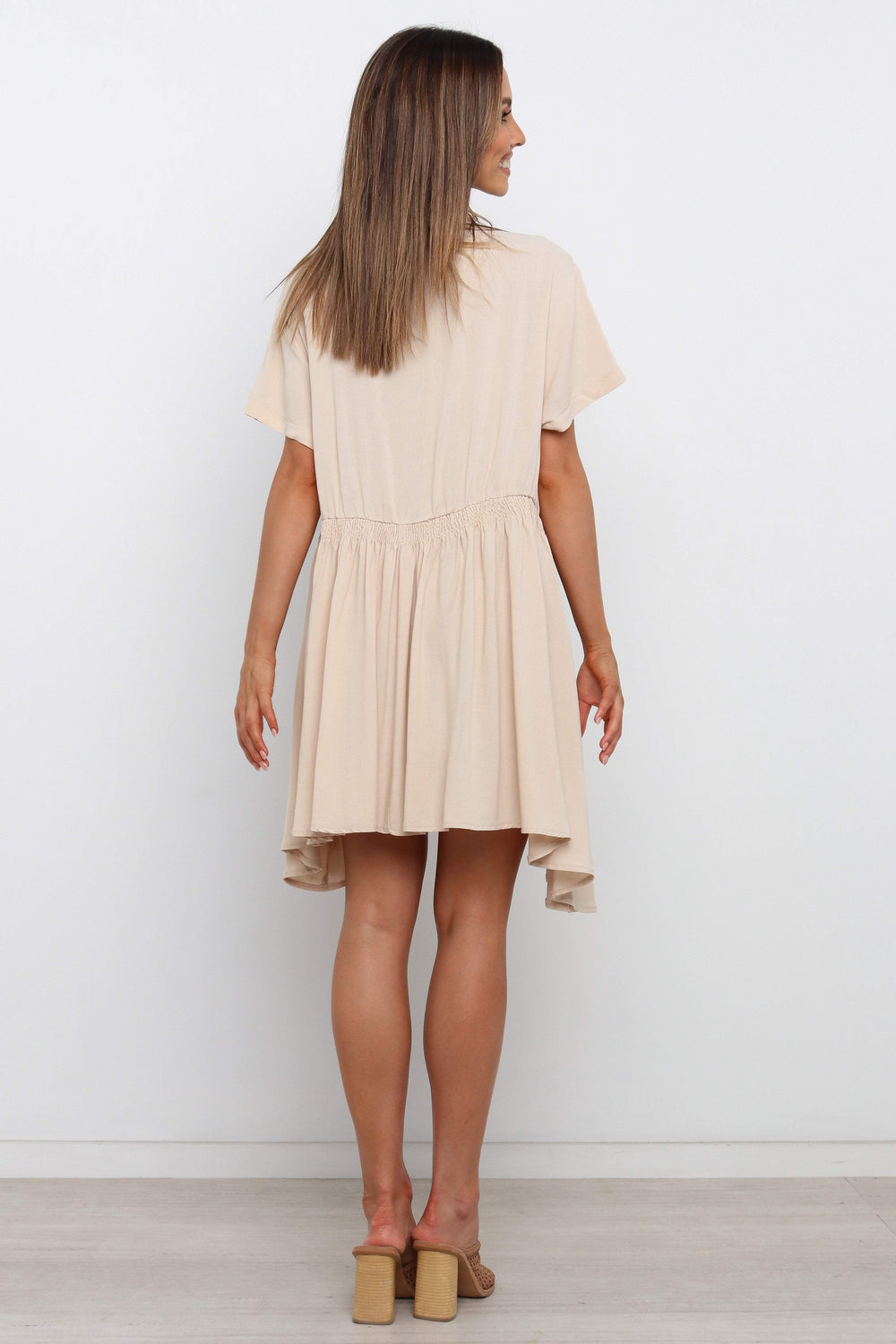 DRESSES ***Denali Dress - Beige 17/01