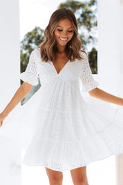 DRESSES Keshi Dress - White
