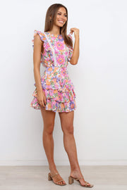 DRESSES ***Reade Dress - Multi 23/12