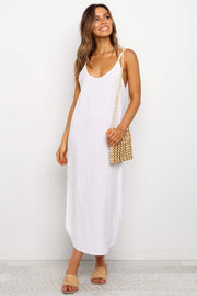 DRESSES Sybella Dress - White