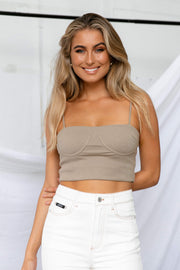 Umblo Top - Olive