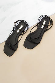 SHOES ***Adeline Sandal - Black (RRP $79.95)