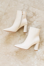 SHOES Whitney Boot - Bone