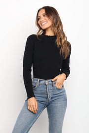 TOPS Marisa Top - Black