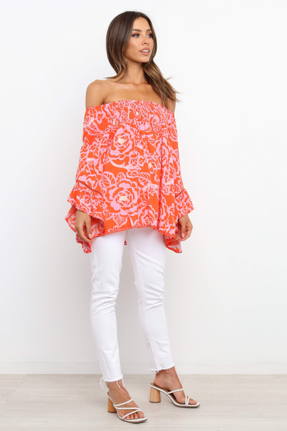 TOPS Thady Top - Red