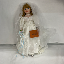 Load image into Gallery viewer, Artisan Doll - Diana 18 inch porcelain doll with music box
