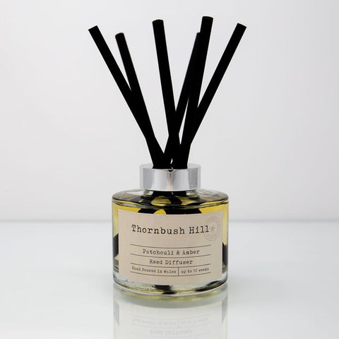 Patchouli & Amber Reed Diffuser