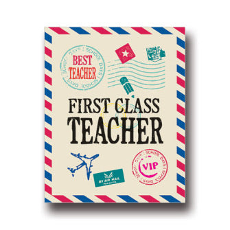 First Class Teacher (AM017)
