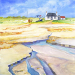 Tiree - Various Mounted Prints - By Gillian Kingslake