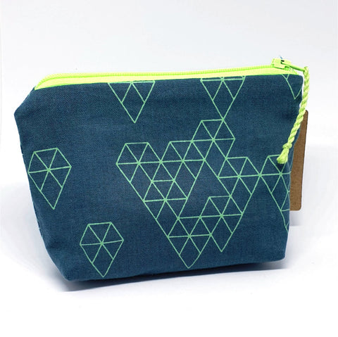 Geometric Pattern Purse - by Lucy Jackson