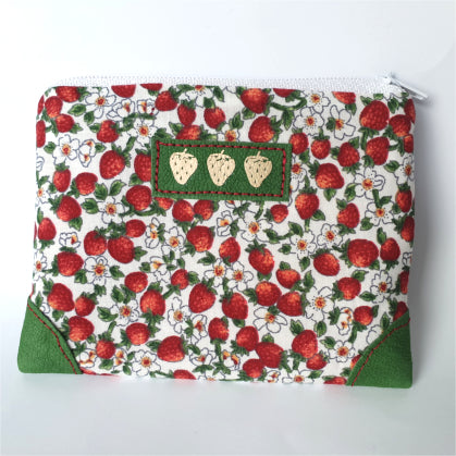 Strawberry Purse - by Lucy Jackson