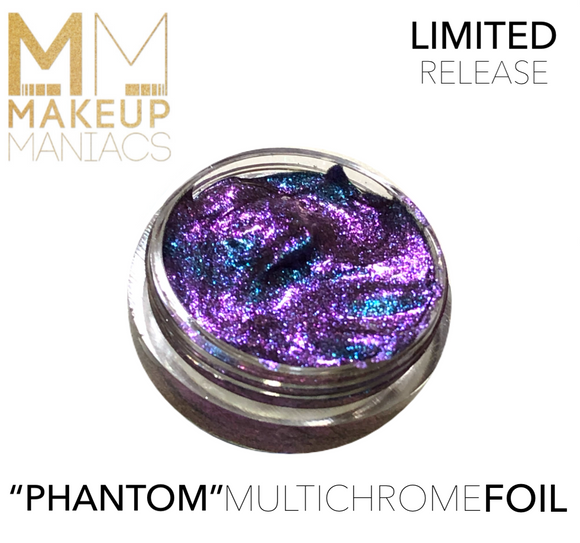 """Phantom"" Multichrome Foil"