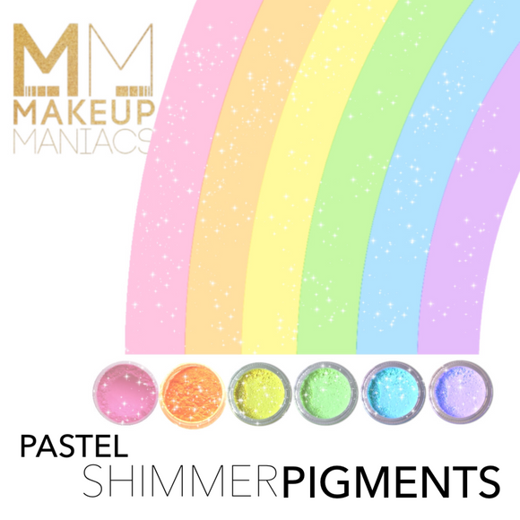 Pastel Shimmer Pigments