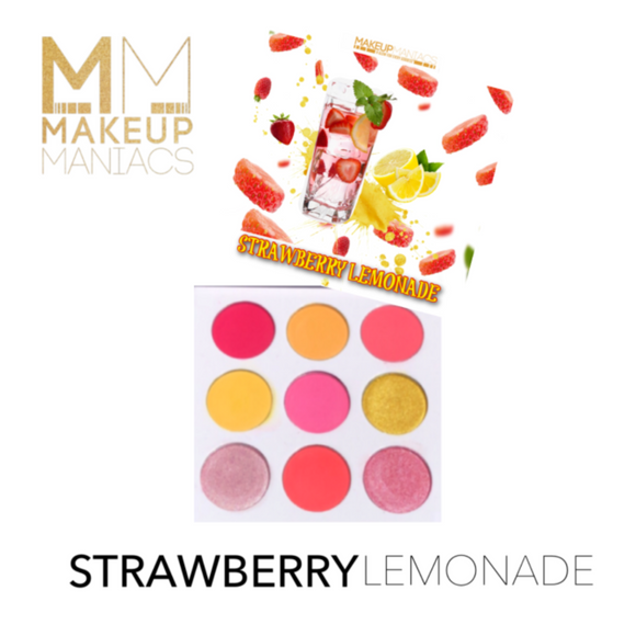 Strawberry Lemonade Palette