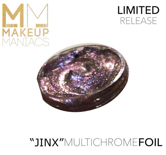 """Jinx"" Multichrome Foil"