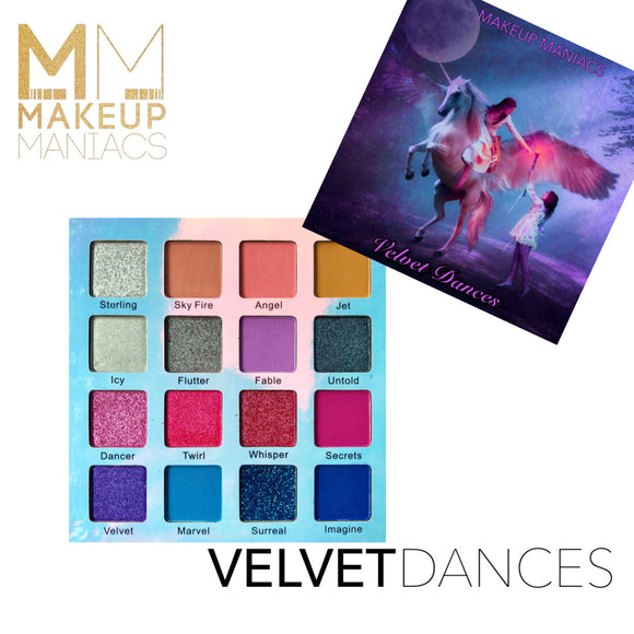 Velvet Dances Palette