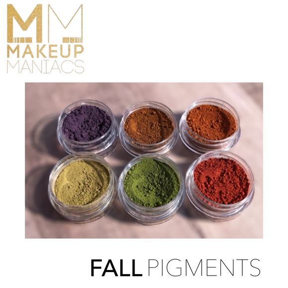 Fall Pigments