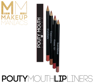 Pouty Mouth Lip Liners