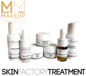 Skinfactory Treatment Individuals