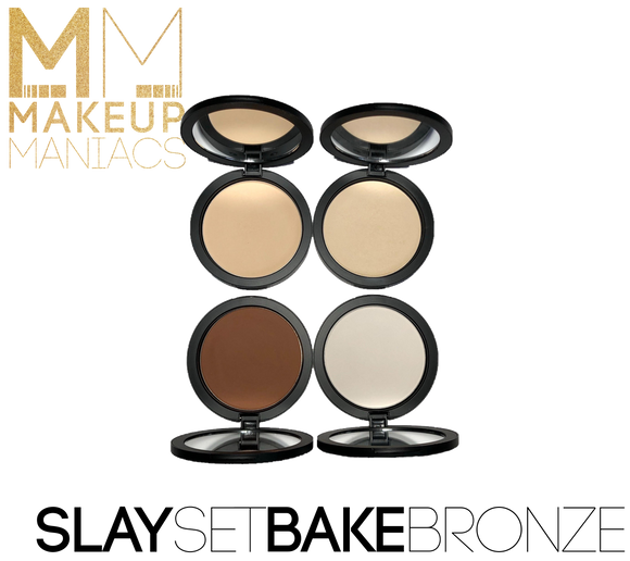 Slay, Set, Bake Pressed Powders