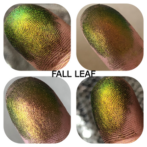 "Multichrome Loose Pigment ""Fall Leaf"""