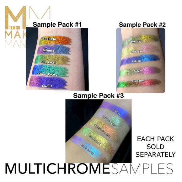Multichrome Sample Packs (Select Your Combo)