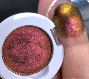 "Multichrome Pressed Eyeshadow ""Penny For Your Thought"""
