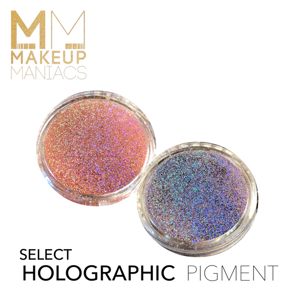 Holographic Pigment (SELECT IN DROP DOWN MENU)