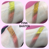 "Multichrome Swirlfusion Pan ""Pink Banter"""