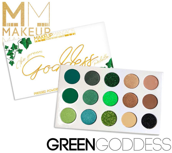 Green Goddess Palette