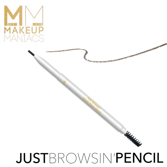 Just Browsin' Quick Brow Pencil (SELECT COLOR)